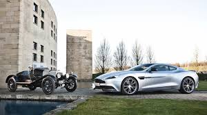 vintage aston martin old and new aston martin vanquish