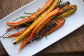 roasted carrots recipe with za atar easy healthy vegetable side