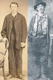 photo purports to billy the kid in younger years could