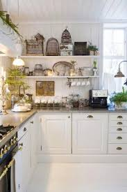 vintage decorating ideas for kitchens 35 cozy and chic farmhouse kitchen décor ideas digsdigs