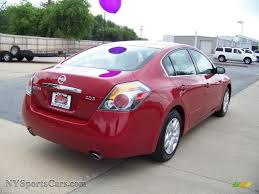 red nissan altima 2009 nissan altima 2 5 s in red brick metallic photo 4 522572
