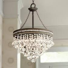 bedroom chandelier ideas regina olive bronze 19 wide crystal chandelier chandeliers