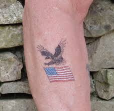 Flag Tattoos American Flag Tattoos Designs Ideas And Meaning Tattoos For You