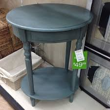 home goods furniture end tables home goods furniture end tables formidable cute blue oval side table