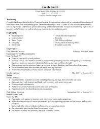 sample resume of cashier customer service cashier sample resume