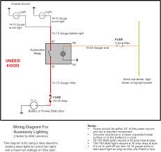matt u0027s guide to wiring accessory lights relays u0026 switches