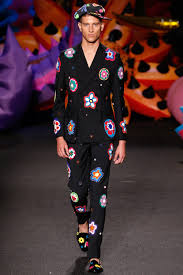 moschino spring 2017 menswear collection vogue