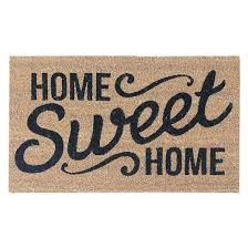 Fun Doormat Home Sweet Home Doormat 18