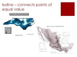 Isoline Map Definition The Importance And Purpose Of Maps Ppt Download
