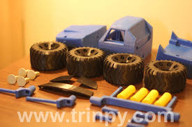 monster truck video download free 30 parts u0026 100 print hours later trinpy founder successfully 3d