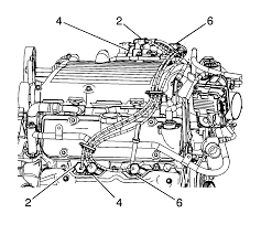 Repair Instructions Spark Plug Wire Replacement 2005 Chevrolet