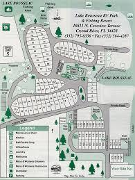 Homosassa Florida Map by Lake Rousseau Rv Park U0026 Fishing Resort 3 Photos 1 Reviews
