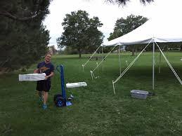 tent rentals denver denver tent rentals 12 photos party equipment rentals lodo