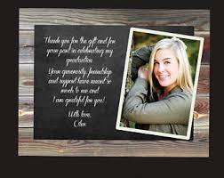 graduation thank you cards thank you grad photo graduation thank you notes high school