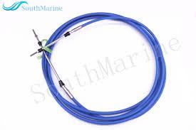compra cable del acelerador del motor fuera de borda online al por