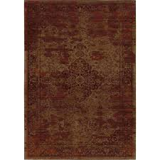 Burgundy Area Rugs Orian Rugs Indoor Damask Faded Traditional Red Area Rug U0026 Reviews