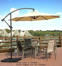 Walmart Patio Umbrella Best Cantilever Umbrella Reviews Top Tips For Buying Patio Best