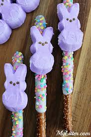 easter bunny candy 30 easter treats ideas and recipes for easter treats