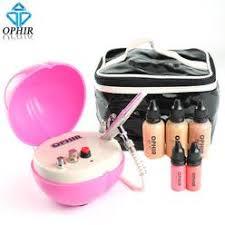 professional airbrush makeup machine luminess air premium airbrush cosmetics system starter kit