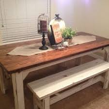 dining room rustic kitchen tables with wood distressed 40 square