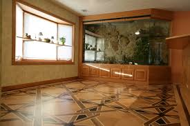 hardwood floor inlay designs with contemporary hardwood floors