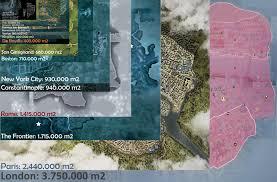 Map Size Comparison Vg Video Game Generals Thread 146346178