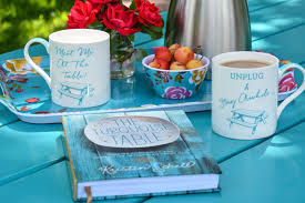 the turquoise table collection tuesday morning
