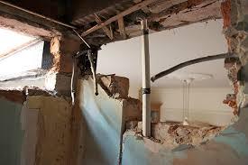 How To Remove Load Bearing Interior Wall Knocking Down Internal Walls Homebuilding U0026 Renovating