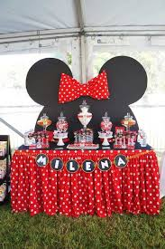 Minnie Mouse Table Covers The 25 Best Minnie Mouse Skirt Ideas On Pinterest Minnie Mouse
