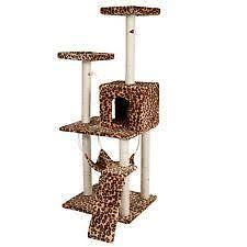 cat tree ebay