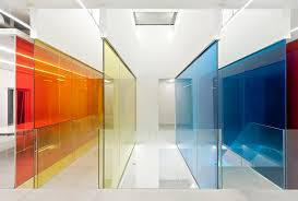 Architectural Glass Panels S Architecture Office 21 Cake Headquarters