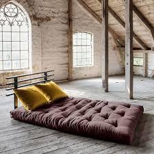 futon azur shin sano noir futon 26 coloris futon azur