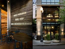 Home Design And Decor Stores Starbucks Reserve Goes U0027green U0027 By Holst Architecture Home Design