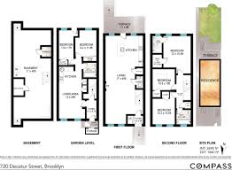 100 downing street floor plan 312 macdonough st brooklyn ny