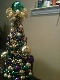 How To Make Christmas Ornaments Out Of Beads - 105 best holidays mardi gras ornaments u0026 garland images on