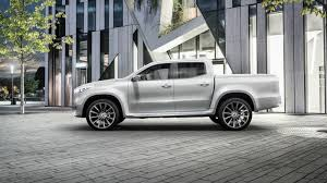 mercedes jeep truck mercedes benz x class pick up concept revealed photos 1 of 22