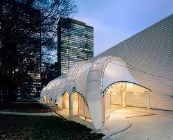 united nations porte cochere ftl design engineering studio