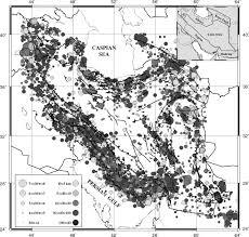 National Broadband Map Broadband Seismic Network Of Iran And Increasing Quality Of