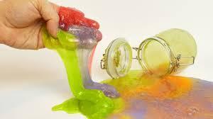 rainbow in a jar youtube
