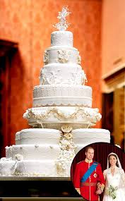 wedding cake kate middleton sweet royal wedding update guess how much a of kate
