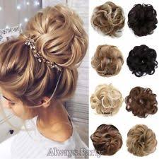 hair buns clip on hair bun ebay