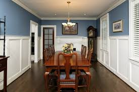 the most appropriate colors for small dining room home design