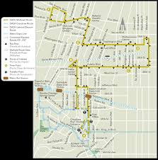 Somerset Mall Map Dash Midtown Ladot Transit Services