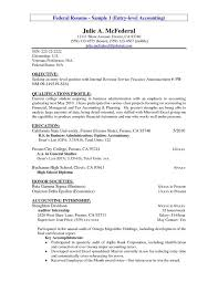 resume examples objective for accounting with regard to 19 amazing