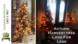 diy autumn harvest tree look for less