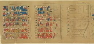Chicago Ward Map 1910 by A Map Of Ethnic Groups In A Chicago Neighborhood Served By Hull