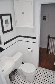 black bathroom tile ideas brown cream marble small rectangular