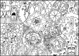 trippy coloring pages free trippy coloring pages print