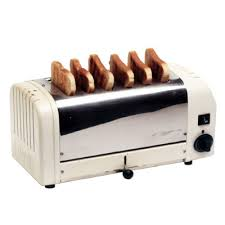 Catering Toaster Catering Equipment Item 44 Six Slot Toaster