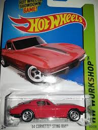 hotwheels corvette image 64 corvette sting thenandnow jpg wheels wiki